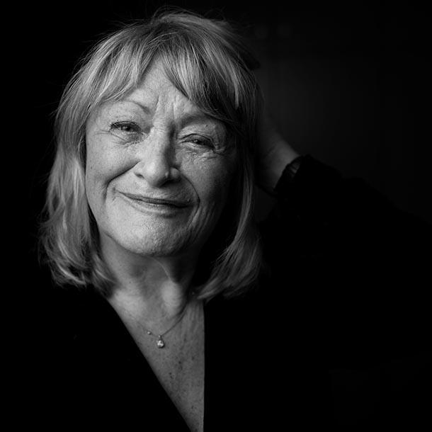 Alice Schwarzer, Journalistin und Publizistin, Foto: Hermann Bredehorst