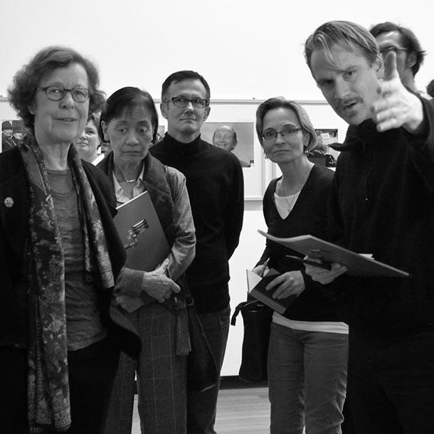 Barbara Klemm, Fotografin, Foto: Emilio Esbardo
