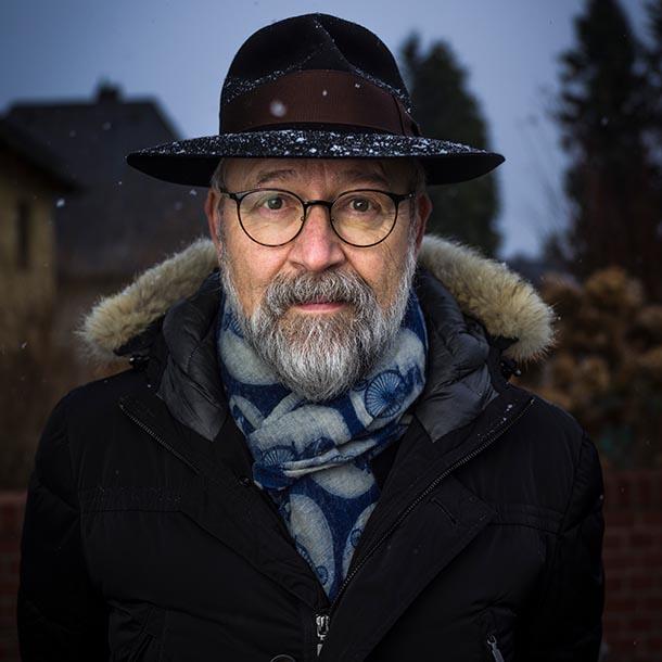 Prof. Herfried Münkler, Poltikwissenschaftler, Foto: Hermann Bredehorst