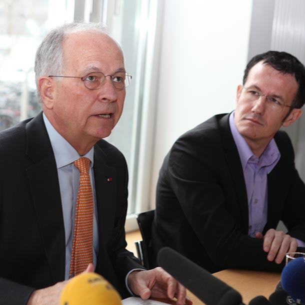 Wolfgang Ischinger, Leiter der Münchener Sicherheitskonferenz, Foto: VAP-Büro