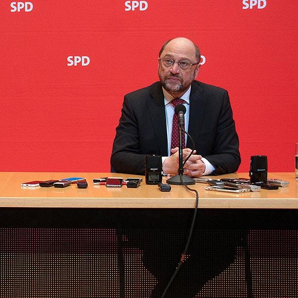 Martin Schulz, SPD-Parteivorsitzender 2017-2018
