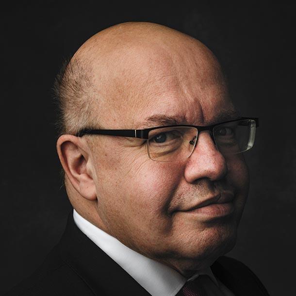 Peter Altmaier, Bundeswirtschaftsminister, Foto: Hermann Bredehorst