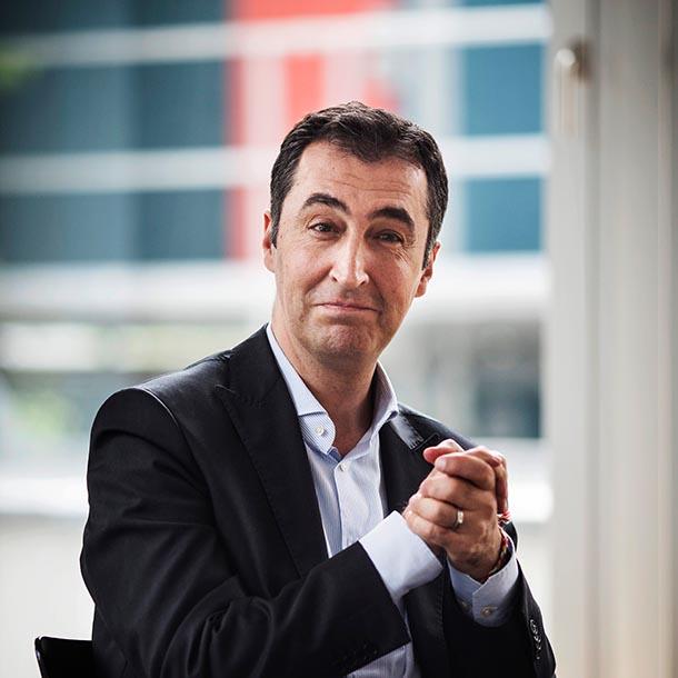 Cem Özdemir (Bündnis 90/ Die Grünen), Politiker, Foto: Hermann Bredehorst