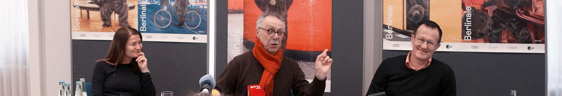 VAP-Gespräch mit Dieter Kosslick, Direktor der Internationalen Filmfestspiele Berlin von 2001-2019