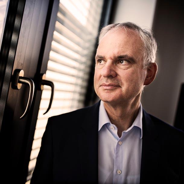 Johannes Teyssen, Vorstandsvorsitzender E.ON SE, Foto: Hermann Bredehorst