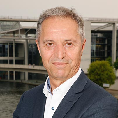 Gergios Pappas, Vorsitzender des VAP