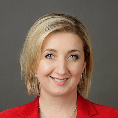 Rosalia Romaniec, Vorstand VAP